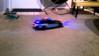 custom dcpd 1 10 police mustang 2