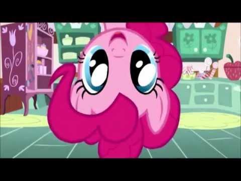 Pinkie Pie Cupcake Song