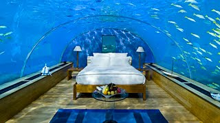 10 Most Amazing Hotels In The World