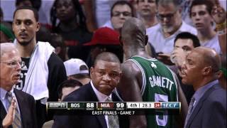 Emotional exit for Celtics BIG 3 in game 7