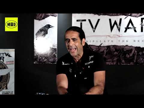 Sacred Reich, Steel Panther, Hellyeah, Guns N Roses | Tv War 21/7/19