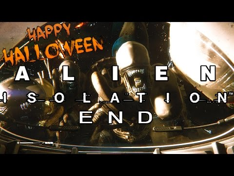 [HALLOWEEN SPECIAL 4/4] Alien Isolation - Part 20 / END - RIPLEY, SIGNING OFF