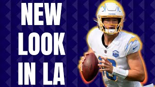 New look LA CHARGERS with Justin Herbert: Fantasy Football Advice
