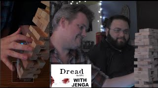 Dread Space Salvage (Horror Sci-fi with Jenga) - Rated RPG