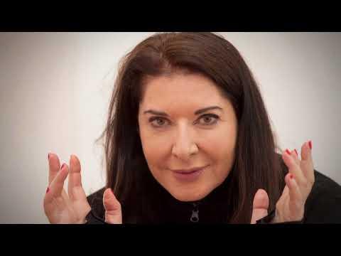 Marina Abramović. The Cleaner – Behind the Art