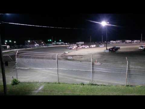 Feature Greenville speedway