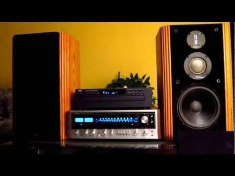 Infinity Kappa 6 Vintage Studio/Home Speakers