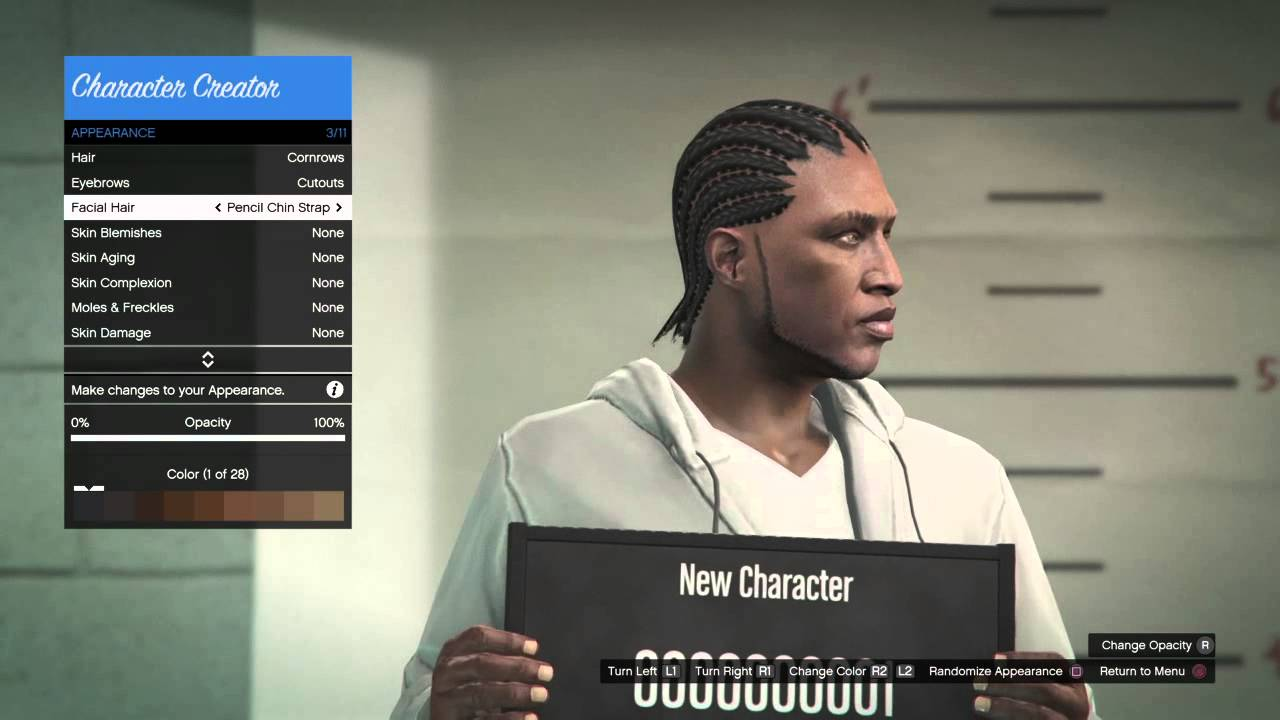 Gta online gangster character customization youtube voltagebd Images