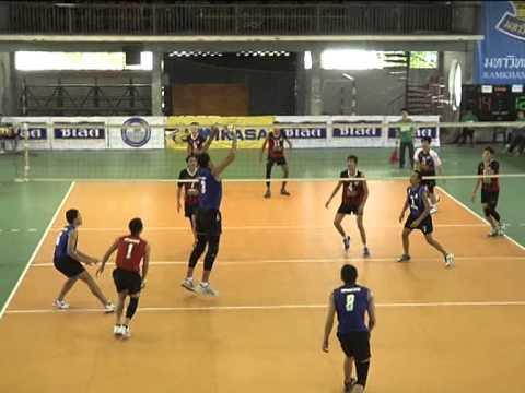 การแข่งขันวอลเลย์บอลเยาวชนชาย