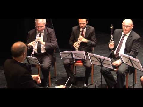 Mozart: Gran Partita KV 361 - Dvorak:Serenade op.44