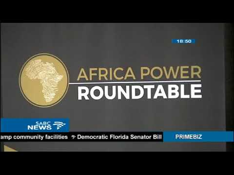 The sixth annual Africa Power Roundtable underway in JHB