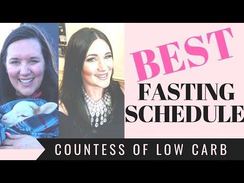 BEST Intermittent Fasting Schedule For Weight Loss 👸 Intermittent Fasting Eating Window