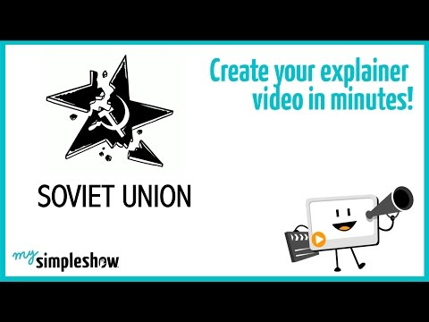 Dissolution of the Soviet Union - mysimpleshow