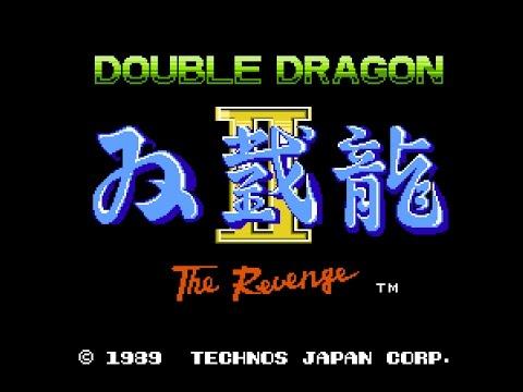 [双截龍] ダブルドラゴン2 ファミリーコンピュータ