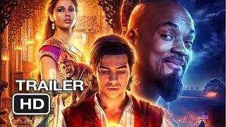Aladin và Cây Đèn Thần   FULL OFFICIAL TRAILER 2 LỒNG TIẾNG