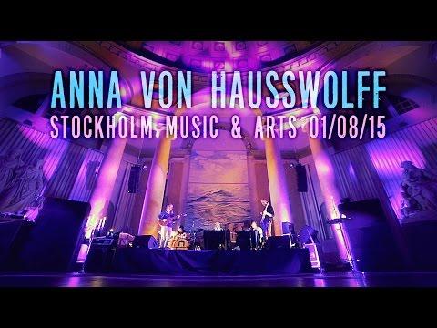 Anna Von Hausswolff live at Stockholm Music & Art 2015