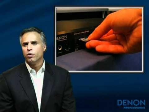 Denon Professional DNF450R SD Recorder/Player