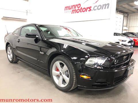 2014 Mustang GT SOLD SOLD SOLD Manual New Pirelli P Zero Tires Munro Motors