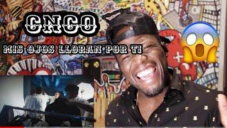 Download CNCO - Mis Ojos Lloran Por Ti (Official Video) (REACTION)