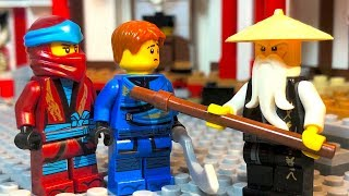 LEGO Ninjago New Creation Episode 13 - Sensei Wu's Final Lesson