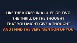 Rod Stewart - You Go To My Head (Video karaoke)