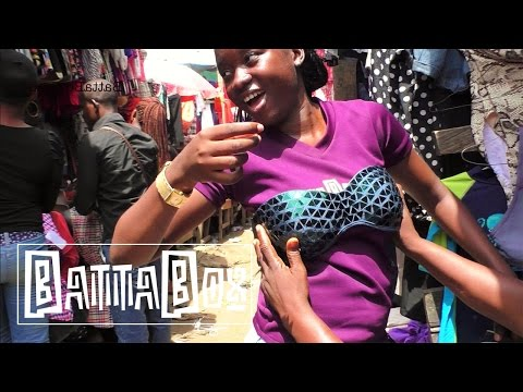 WOW: Tour of BIGGEST Second-Hand Clothes Market in Lagos!