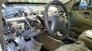 [Xe oto] Cach thao Tap lo xe Toyota Camry.#109.