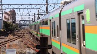 藤沢駅を発着・通過する 小田急線とJR線 Part5