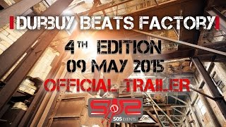 "4th ""DURBUY BEATS FACTORY"" festival - Trailer"