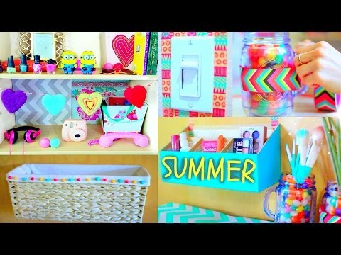 DIY Room Decor | Tumblr Room Makeover!
