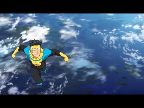 'Invincible' Review: Robert Kirkman's Animated Superhero Drama ...