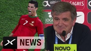 Neuer WM-Hit? Kommentator singt Song über Cristiano Ronaldo | Portugal | WM 2018 | SPOX