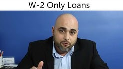W2 Only Home Loan, check out this video. Alterra Home Loans