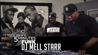 DJ Mell Starr | #5MinutesOfFunk009 | #TurnTableTuesday97
