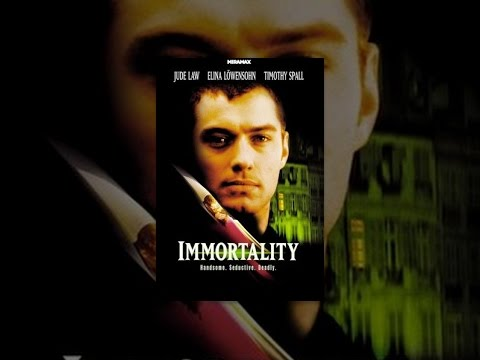 Immortality (AKA Wisdom of the Crocodiles)