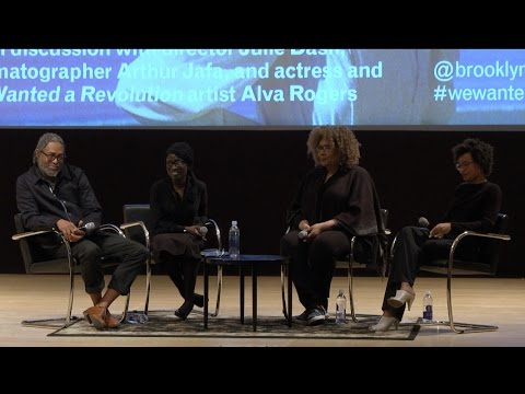 Panel discussion with  director Julie Dash