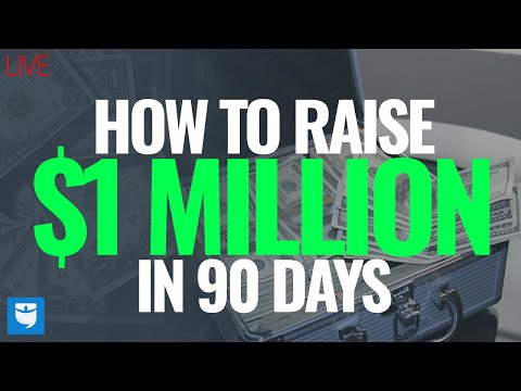 How To Raise $1,000,000 in 90 Days for Real Estate Investing