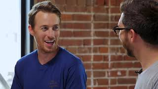 Jake and Amir watch Ransom