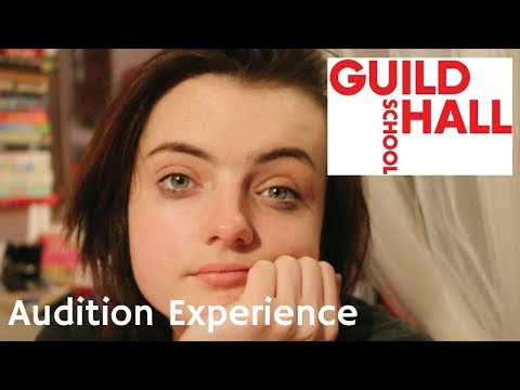 My Guildhall School of Music and Drama Audition Experience ↕ BA Acting Audition
