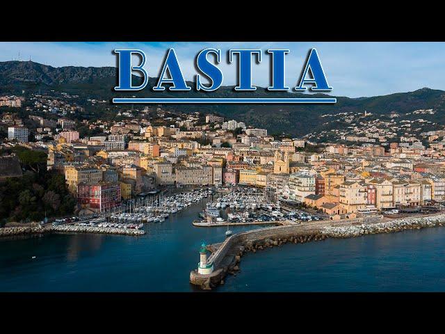 Le port de Bastia - Aldilonda