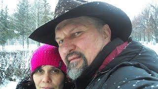 ХАНУКА 5775! Сергей и Инна Журавлевы, 23 декабря 2014 года