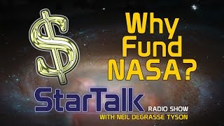 Why Fund NASA?