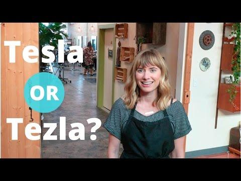 Tesla or Tezla? 10 Girls Teach Us How to Pronounce Tesla Correctly