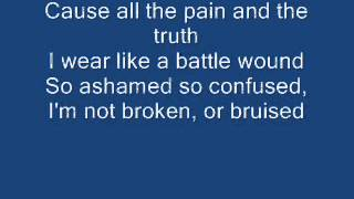 Demi Lovato- Warrior- Karaoke with Lyrics.