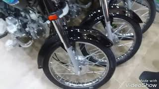 Unique 70cc 2018 model