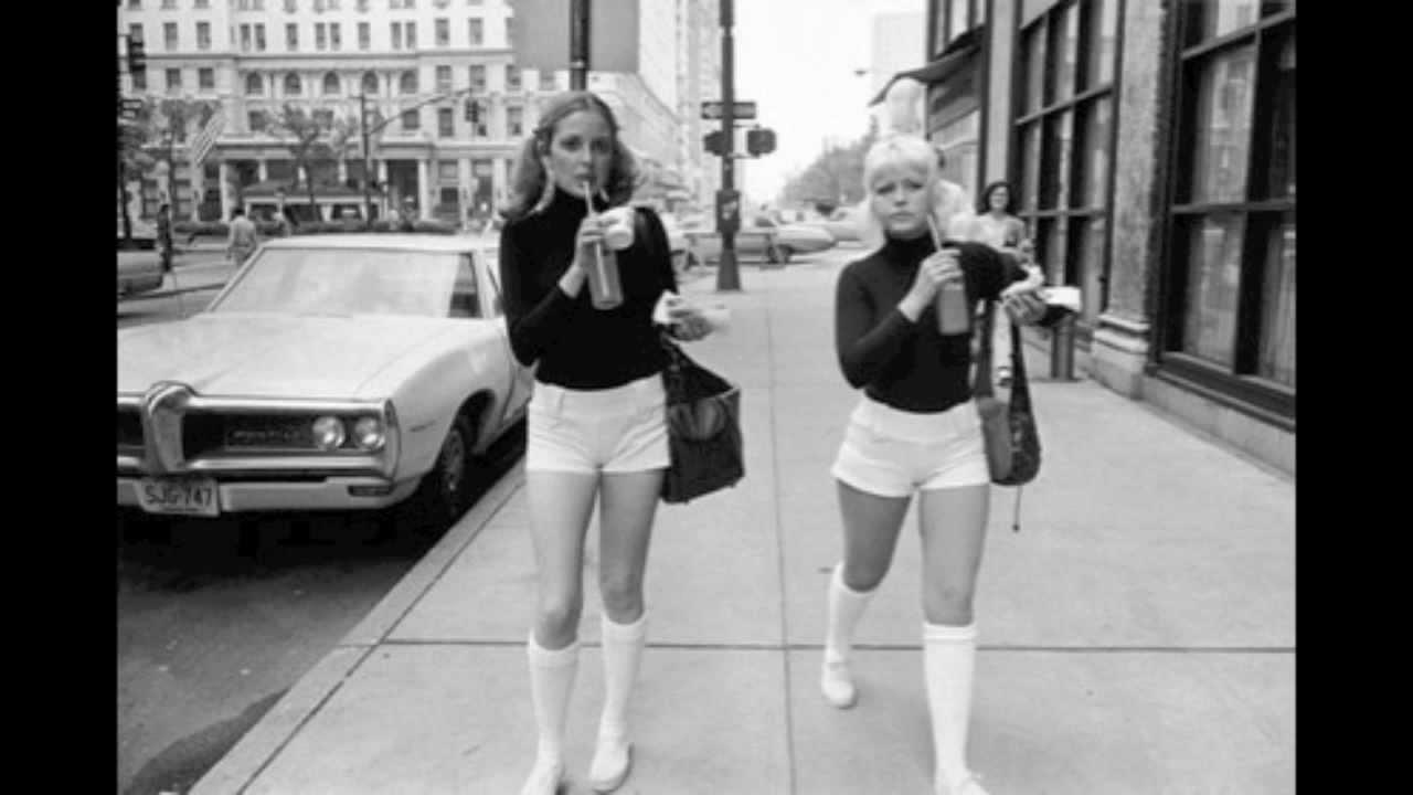 1970s Hot Pants