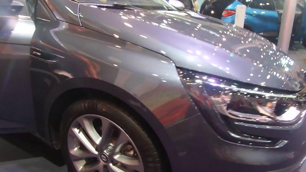 Renault megane 2017 gt line exterior and interior Automech formula 2016 Egypt Driving Nerds