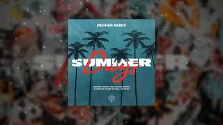 Martin Garrix feat. Macklemore & Patrick Stump of Fall Out Boy - Summer Days (Degher Remix)