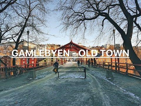 c6e492ab2 Best of Trondheim City   Gamlebyen - Trondheim Torg   Norway - YouTube