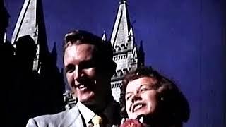 Marion and Beverley Probert Wedding Day